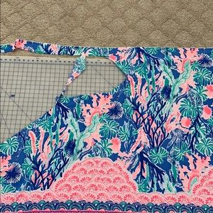 58inches Lilly Pulitzer jet stream fabric